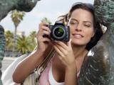 Gebruiksvriendelijke digitale spiegelreflex-camera
