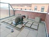 Een modern dakterras maken