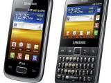 Samsung dual-sim Android telefoons