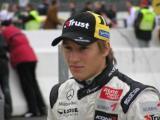 Renger van der Zande in de GP3