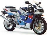 Suzuki GSX-R 20 jaar: Deel 1