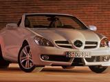 Mercedes SLK (model 2008)