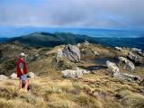 Wandelen per helicopter in Nieuw-Zeeland