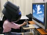 Multimedia helm van Toshiba