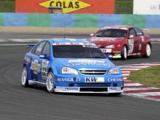 Sterke race voor Chevrolet Nubira op Magny Cours