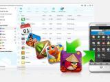Wondershare MobileGo. Op je PC beheren van Android smartphones en tablets