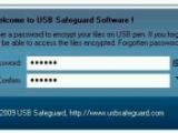 Een wachtwoord op je usb-stick met USB Safeguard