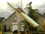Een nieuw dak in één dag