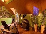 Van zolder naar fitnessruimte (eindresultaat)