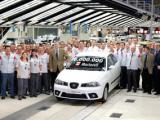 Seat-fabriek produceert nummer 6.000.000