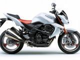 Nieuwe kleuren Kawasaki