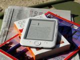 eBook lezer met elektronische inkt