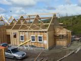 Een huis van hout