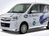 Subaru in Genève 2010