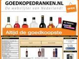Goedkoper drank kopen via internet