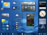 De Desktop gadgets zijn terug