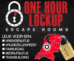 One Hour Lockup escape rooms