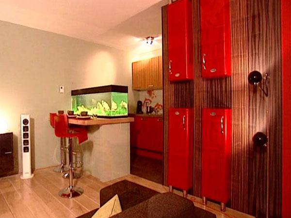 Keuken Woonkamer Afscheiding: de huyskamer interieurontwerp amp ...