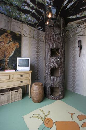 een jungle slaapkamer  fantv.nl, Meubels Ideeën