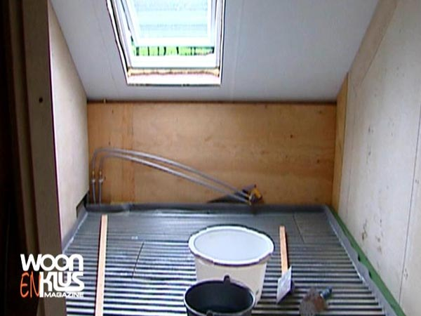 Badkamer in Scandinavische stijl - FANtv.nl