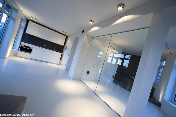 eindresultaat appartement van de toekomst - fantv.nl, Deco ideeën