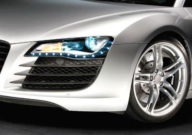 Audi en led verlichting for Auto interieur verlichting