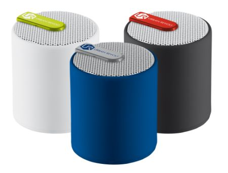 kleine bluetooth speaker met groot geluid. Black Bedroom Furniture Sets. Home Design Ideas