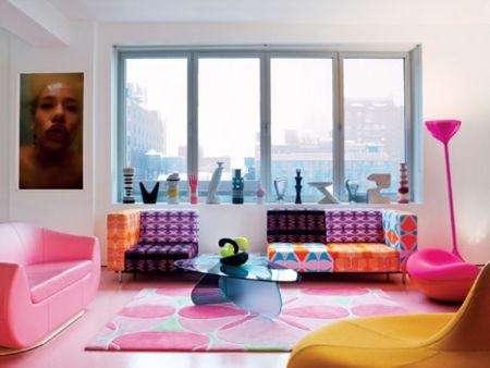 Kleur Veel Kleur : De taal van kleur in je interieur fantv