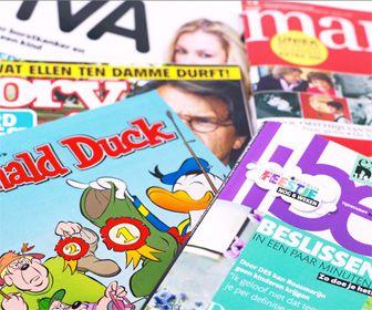 Alles mag het meest flexibele tijdschriftabonnement for Sanoma abonnement