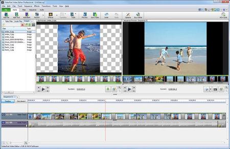videopad gratis videobewerking