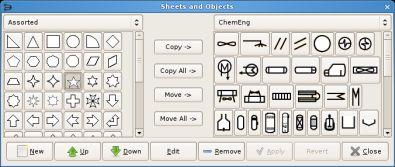 Dia gratis software voor schema 39 s en diagrammen for Tekenprogramma bouw