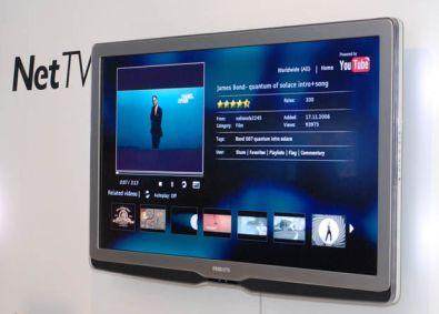 philips net tv. Black Bedroom Furniture Sets. Home Design Ideas