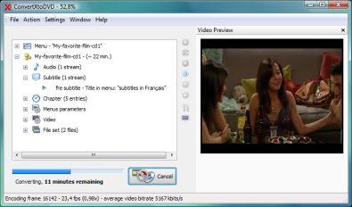 Beeld dvd 39 s branden met convertxtodvd for Convertxtodvd menu templates