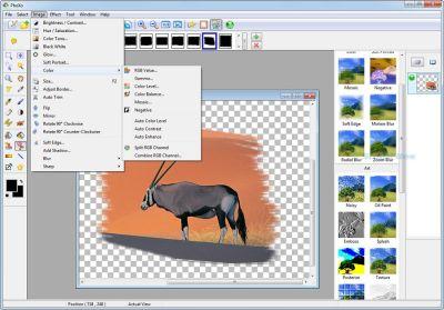Phoxo gratis fotobewerking in lagen for Badkamer ontwerp programma downloaden