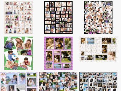 Foto collage maken gratis