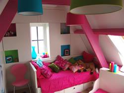 Kinderkamers Op Zolder : Van kinderkamer naar tienerkamer fantv.nl