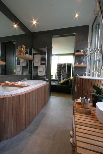 Bathtime - Kleur idee ruimte zen bad ...