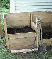 Zelf compostbak maken