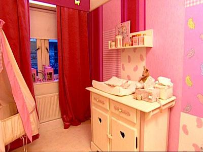 Gordijnen Babykamer Roze : Gordijnen babykamer roze ~ referenties op huis ontwerp interieur