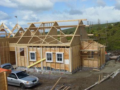 Een huis van hout for Hout huis