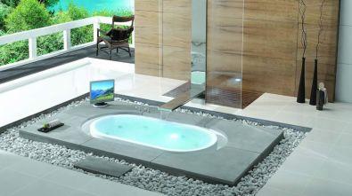 luxe badkamers. Black Bedroom Furniture Sets. Home Design Ideas