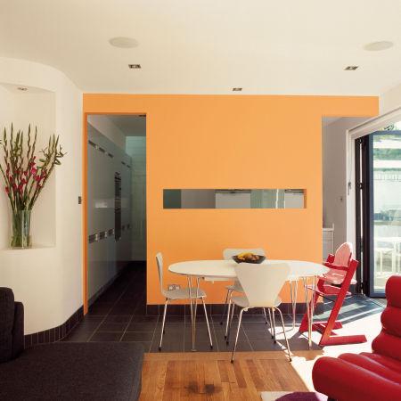 Kamer groter laten lijken met kleur