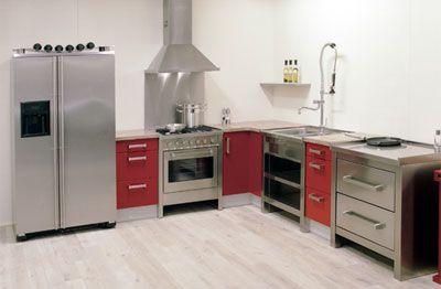 Tips bij uitzoeken van een keuken - Keuken open voor woonkamer ...