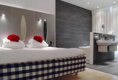 Design hotels in nederland en belgi - Eigentijdse design slaapkamer ...
