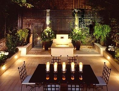 Alles over tuinverlichting for Terrace lighting ideas