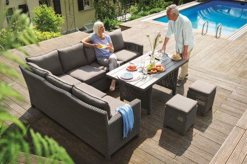 Dining Set Tuin : Lounge dining sets fantv