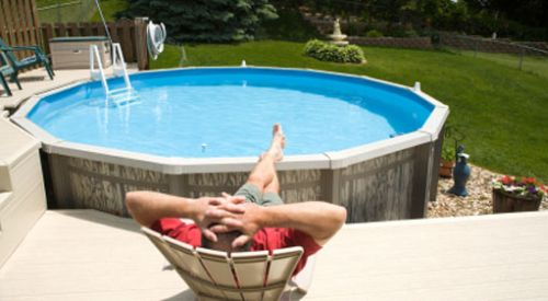 Stalen zwembaden for Zwembad plaatsen in tuin