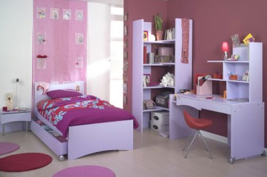 Multifunctionele tienerkamer - Tiener slaapkamer kleur ...