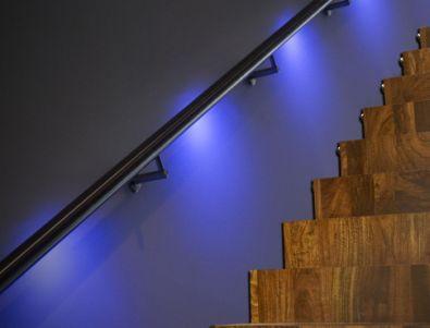 LED verlichting op de trap - FANtv.nl