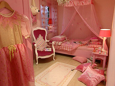 Prinses Kinderkamer Set : Prinses kinderkamer set stoere of romantische roze kinderkamer